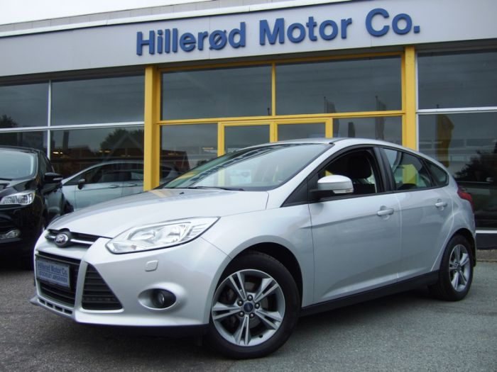 Ford Focus 1.0i 100HK Edition Hatchback