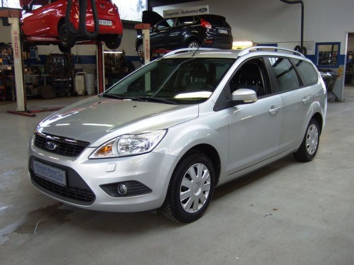 Ford Focus 1.6TDCi 5-dørs Collection Stationcar