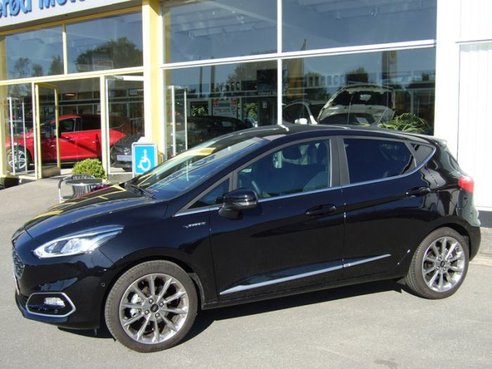 Ford Fiesta 5-dr 1.0i 140HK Vignale